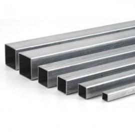 Tube en fer forja rafael c b for Tubos de hierro rectangulares