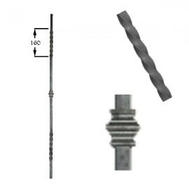 Barrote de hierro forjado 551-05